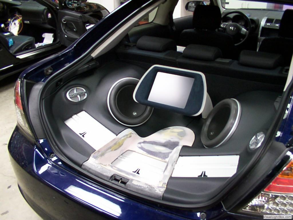 Services SoundProof Custom Car Audio